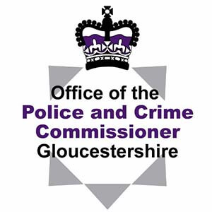 official of the police and crime commissioner gloucestershire