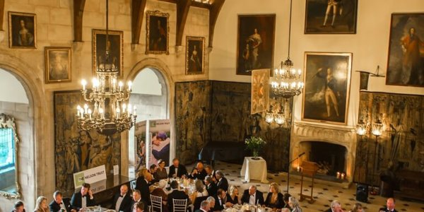 2019 Black Tie Dinner at Berkeley Castle