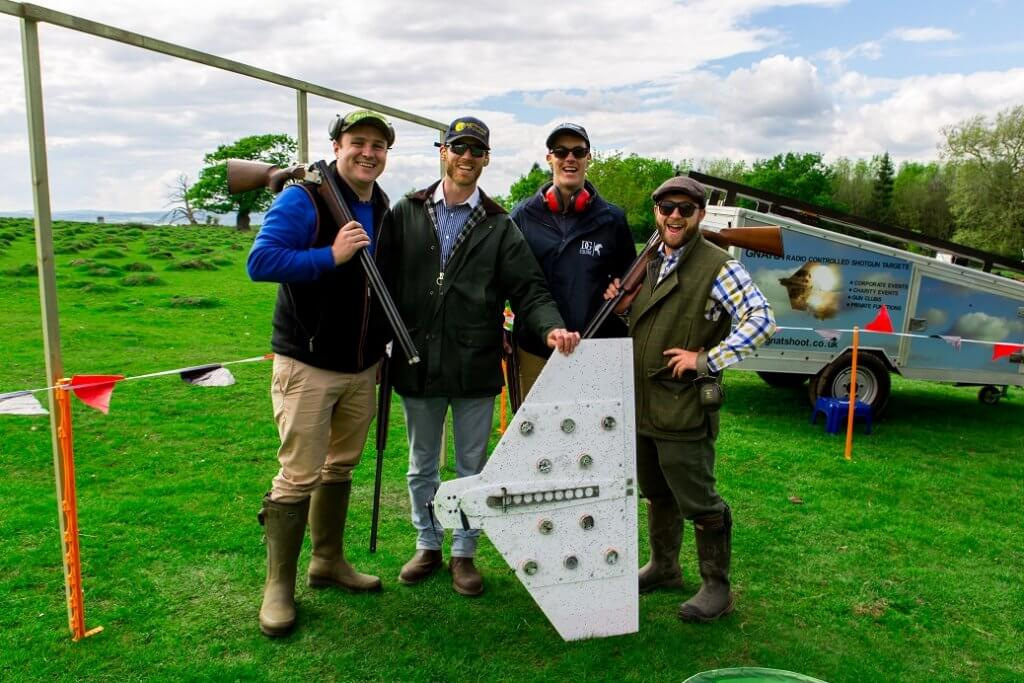 2021 Clay Shoot and Black Tie Dinner