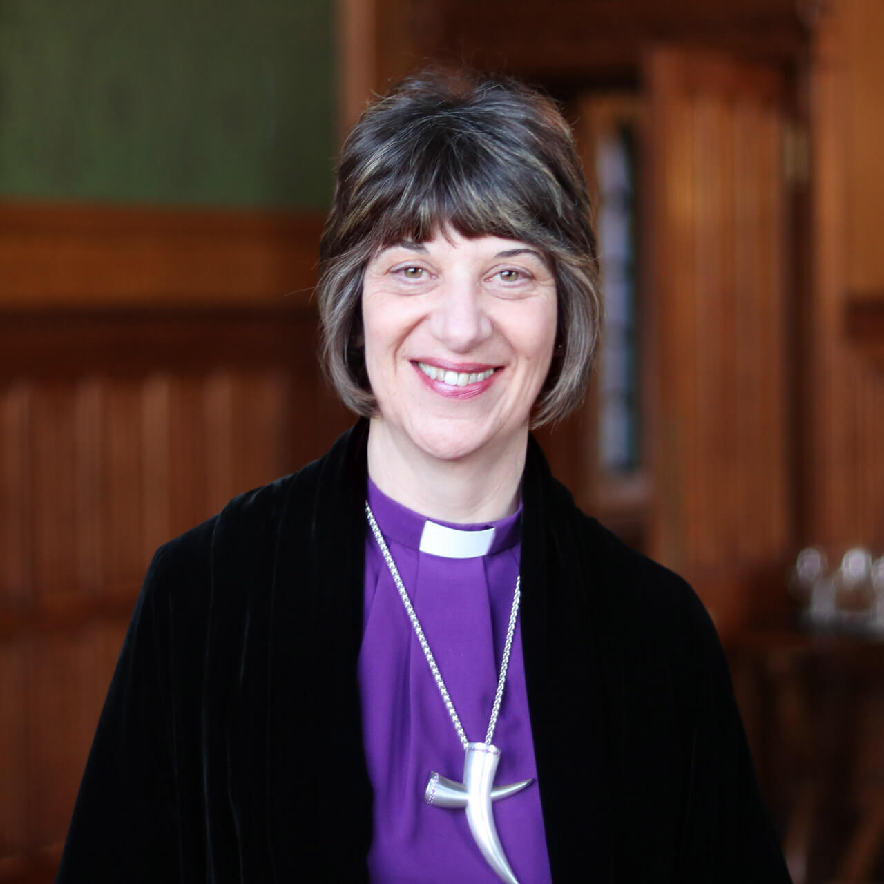 The Bishop of Gloucester, the Right Revd Rachel Treweek